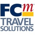 FCm Travel Solutions Logo